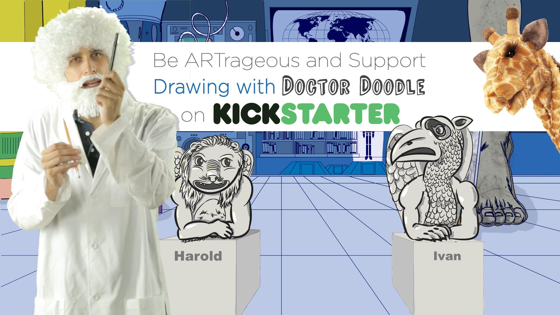 DrDoodleKickstarterAd